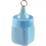 Грузик бутылочка голубая