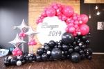 Оформление воздушными шарами 2