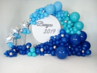 Оформление воздушными шарами 4